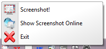 Screenshot Online
